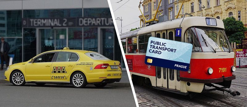 Free Public Transport and Airport Transfer
