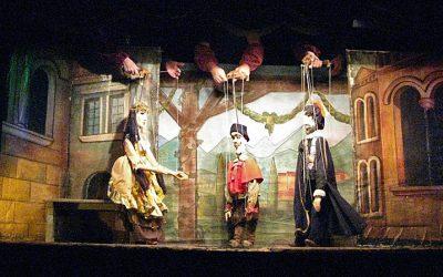 Marionette Theatre Don Giovanni and the Magic Flute