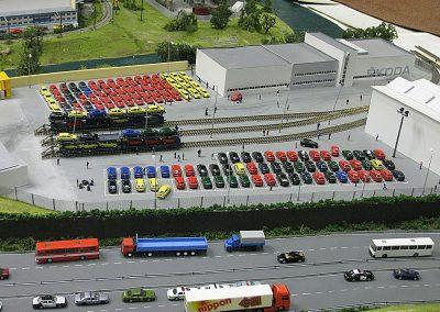 Railway Kingdom Model Trains in Prague