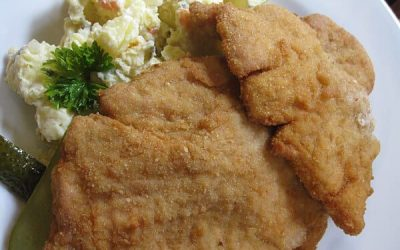 Recipe for Chicken Schnitzel