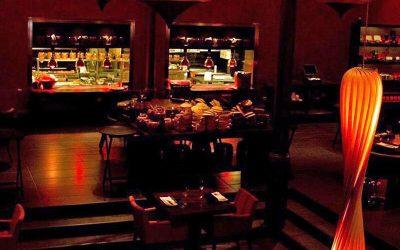 SaSazu Clubbing and Best Asian Restaurant in Prague