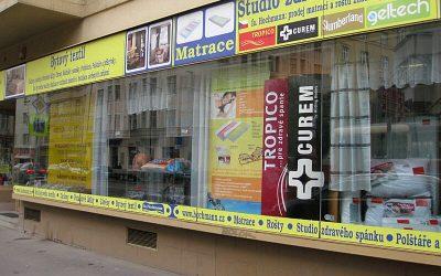 Shop with Locals in Vinohradska Street