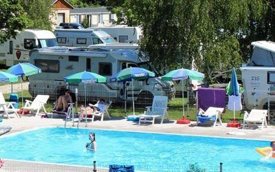 Family Friendly Camping Sokol