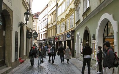 Best Shopping in Prague: Nove Mesto and Stare Mesto