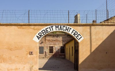 Terezin Concentration Camp Ghetto and Memorial