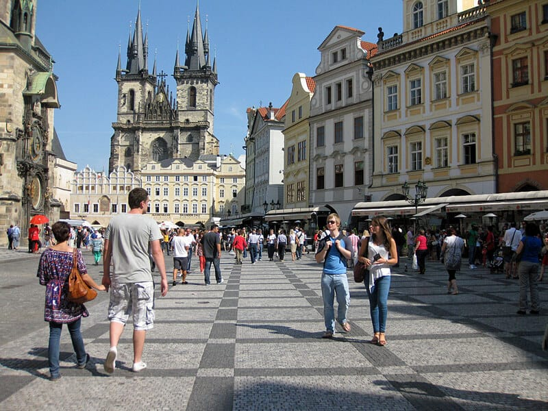 Best Time for a City Trip to Prague