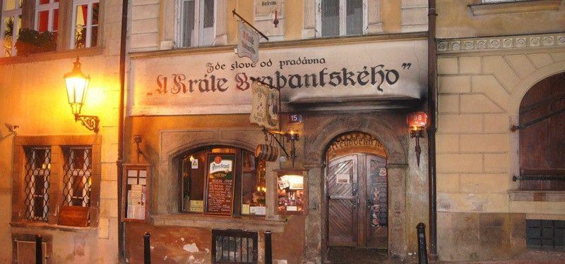 U Krale Brabantskeho - Prague Now