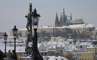 January Weather and Events in Prague